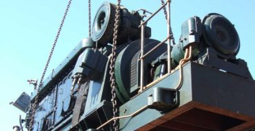 Industrial Gas and Diesel Generators Removal and Decommissioning